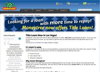 Moneytree Website