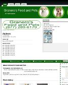 Granero+Feeds+%26+Pet+Shop Website