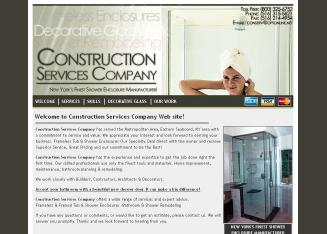 Construction Svces Co