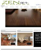 Zen+Floors+LLC. Website