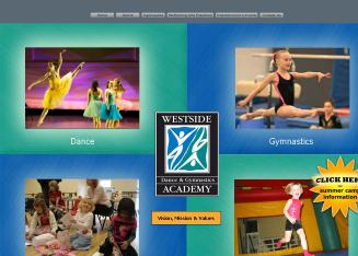 Westside+Dance+%26+Gymnastics+Academy+Inc-DANCE+CLASSES+PORTLAND+OREGON-GYMNASTICS Website