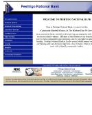 Peshtigo+National+Bank Website