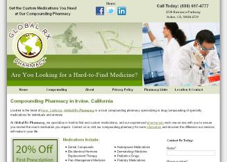 Global RX Pharmacy & Compounding