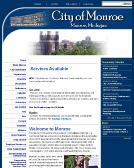 Monroe+City+Hall Website