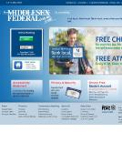 Middlesex+Federal+Savings Website