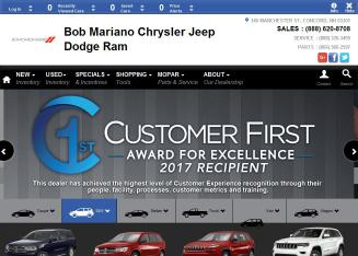 Bob Mariano Chrysler Jeep Dodge Inc