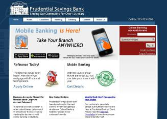 Prudential Savings Bank