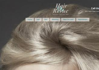 Hair+Revue Website