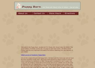 Puppy Barn II