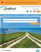 Qualtrust+Federal+Credit+Union Website