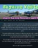 Skydive+Wes-Tex Website