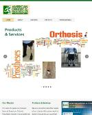 American+Orthotic+%26+Prosthetic Website