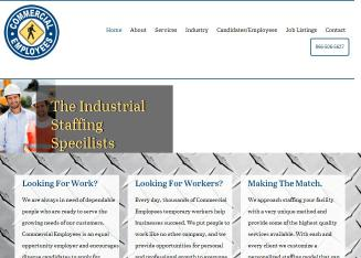 Commercial+Employees+Inc. Website