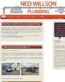 Ned+Willson+Plumbing Website