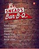 Sneads+Bar+B-Q Website