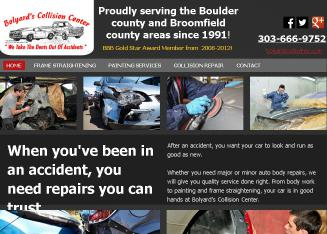 Bolyard's Collision Center Inc
