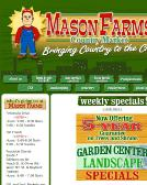 Mason+Farms+Country+Market+%26+Bakery Website