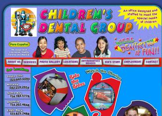 Children's Dental Group