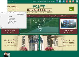 Davis Real Estate Inc