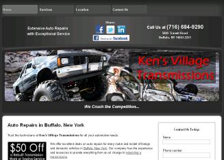 Ken%27s+Village+Transmission+Inc Website