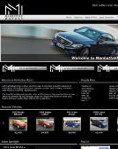 Manhattan+Motors Website