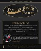 Taylor+River+Farm Website