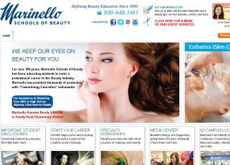 Marinello+School%27s+of+Beauty Website