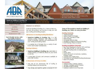 American+Building+%26+Roofing Website