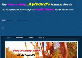 Aylward%27s+Natural+Food+Inc Website