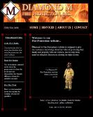 Diamond+M+Fire+Protection Website