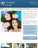 Northpark+Dental Website