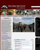 West+Valley+High+School Website