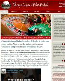 Chicago Casino & Poker Rentals, Casino Party Planning