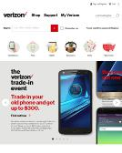 Verizon+Wireless Website