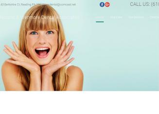 Roland+%26+Wetmore+Dental+Associates Website