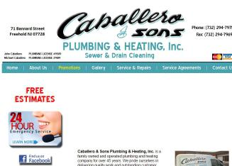 Caballero+%26+Sons+Inc Website
