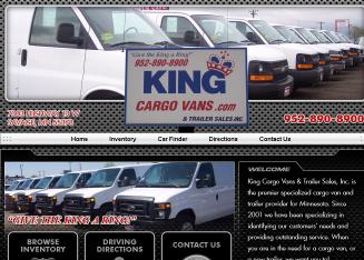 King Caro Vans & Trailer Sales