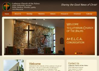 Lutheran+Church+of+the+Palms+ELCA Website