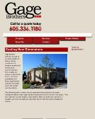Gage Brothers Concrete Products In Sioux Falls Sd 4301