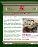Ash+Millworks Website