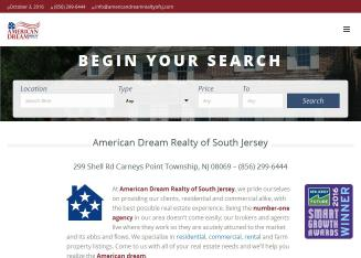 American Dream Realty Of South Jersey
