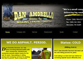 Dan+Amorello+Services+Inc Website