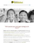 Pedimedica+Pa Website