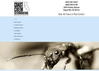 Coast Chem Exterminating