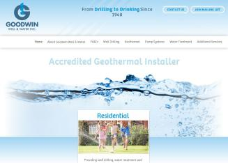 Goodwin Well & Water INC