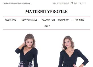 Maternity+Profile Website