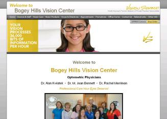 Bogey Hills Vision Center