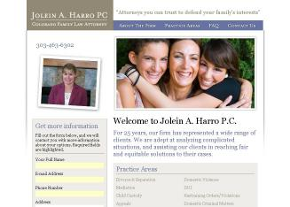 Jolein+Harro+PC Website