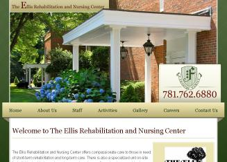 Ellis+Nursing+%26+Rehabilitation+Home Website