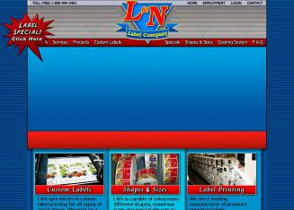 L+%26+N+Label+Company+Inc Website